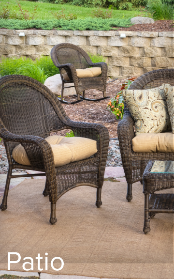 Perfect HOM Furniture Patio ...