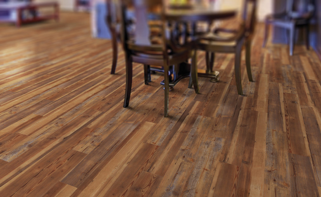 Types Of Luxury Vinyl Flooring